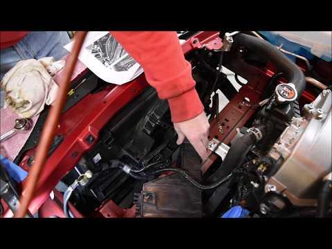 MX-5 Miata ND Front Sway Bar Install (Part 1)