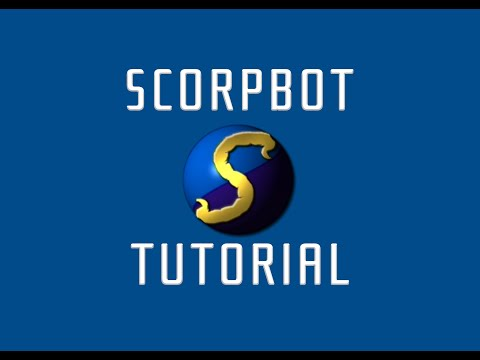 HOW TO SETUP SCORPBOT CURRENCY IN 10 MINUTES