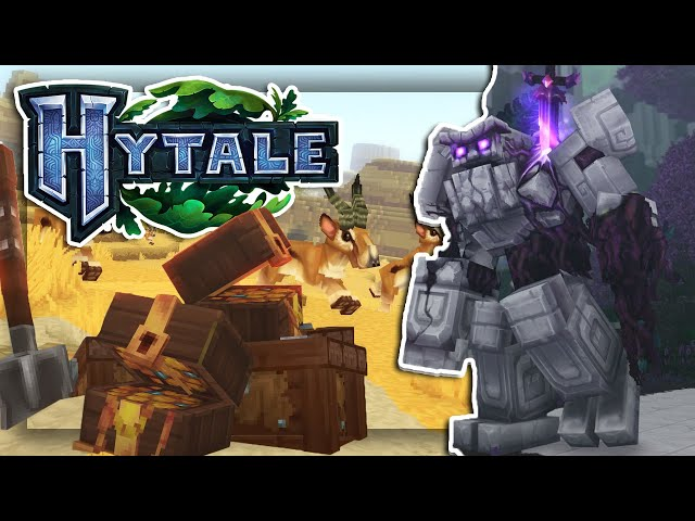 What is Hytale? - The New Minecraft from Hypixel Studios