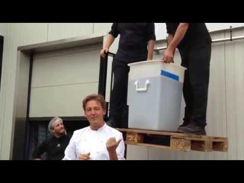 Pierre Marcolini #icebucketchallenge