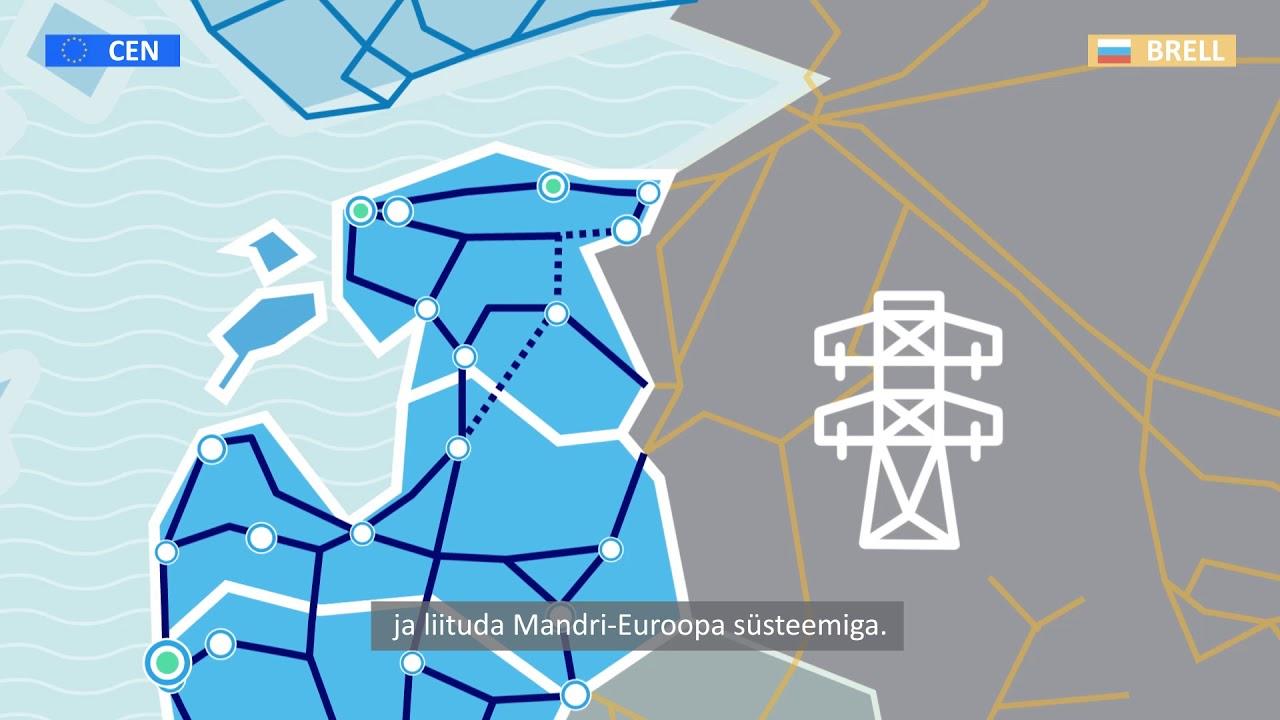 Sünkroniseerimine Mandri-Euroopa sagedusalaga_sub