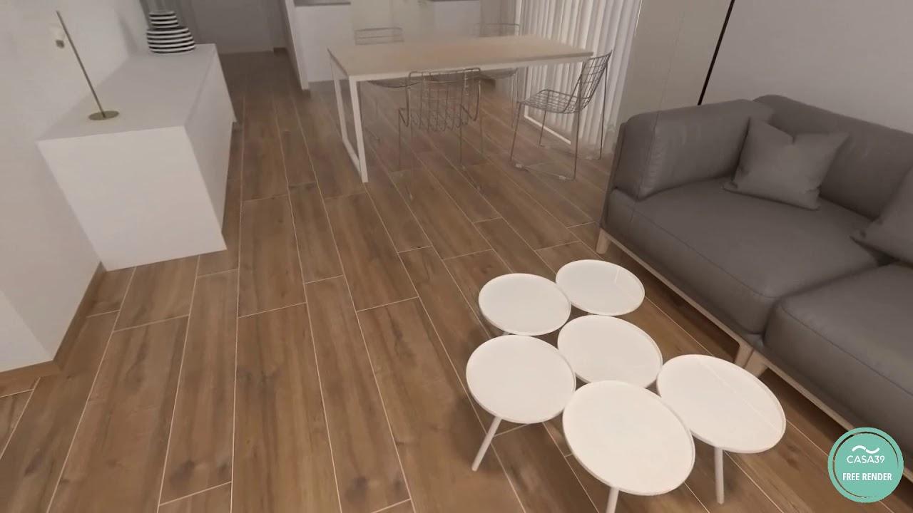 Ragno Gres Porcellanato Effetto Legno ragno woodtale quercia wood effect tiles on casa39