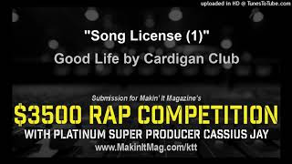 Good Life by Cardigan Club - Song License (1)