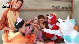 [#2 Cười Thả Ga Cùng GOT7] Lý do khiến Kim Yugyeom biến thành Kim Du Côn =)))
