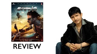 Saaho | Review by KRK | Bollywood Movie Reviews | Latest Reviews