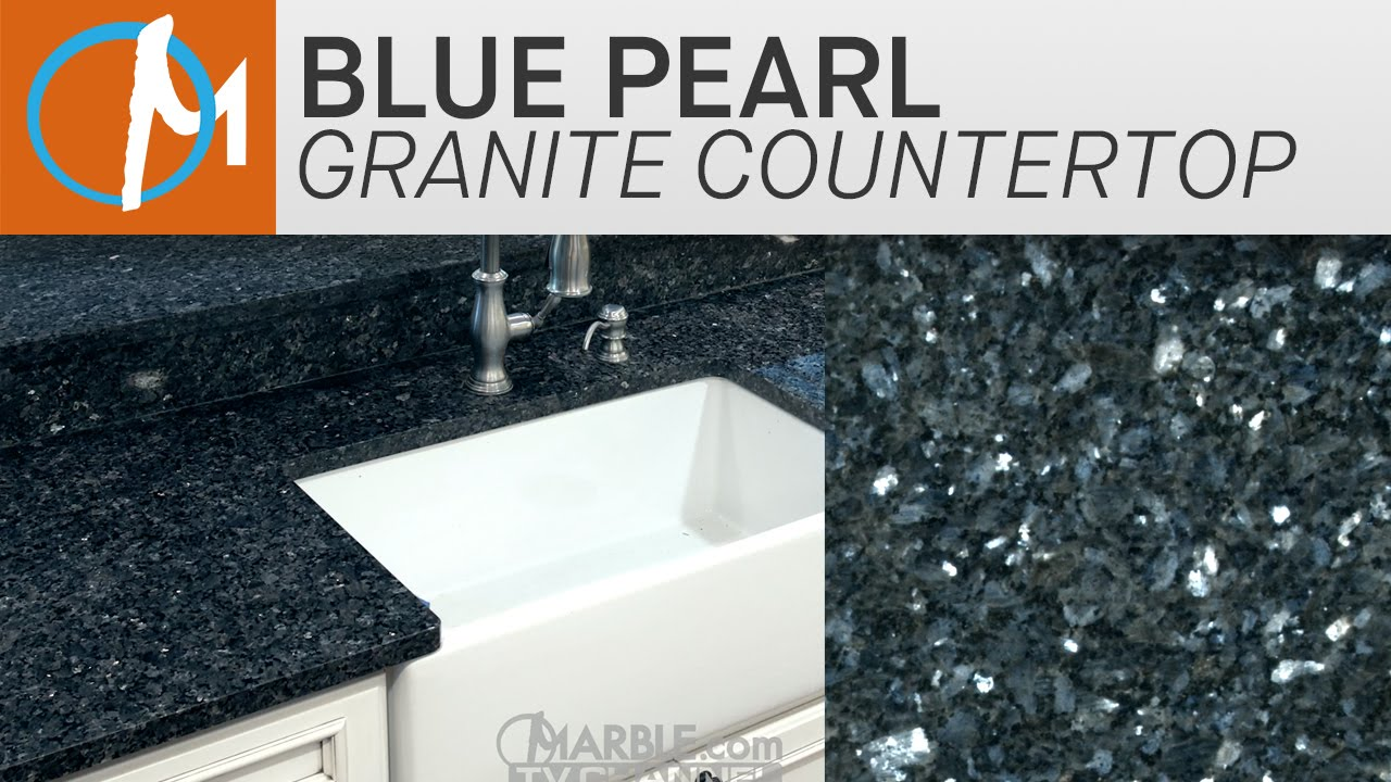 Blue Pearl Granite Marblecom Youtube