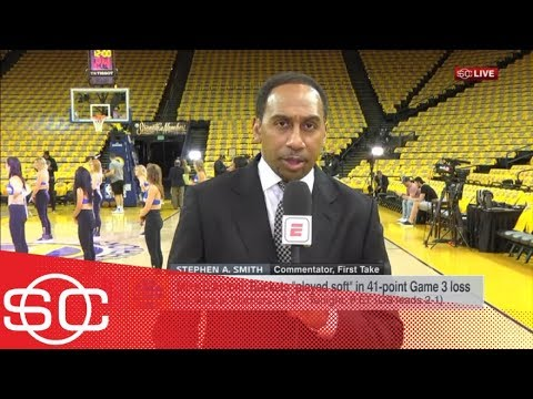 Stephen A: James Harden desperately needs help from Chris Paul  SportsCenter  ESPN