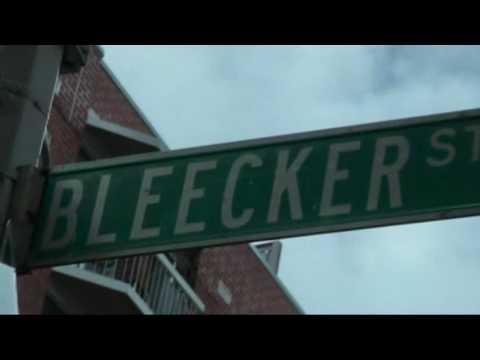 New York Subway/Bleecker St./Bitter End Bar.