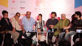 UNCUT - Mr India Press Conference | Mami 17th Mumbai Film Festival