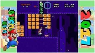 Extended Mario World (D) | Super Mario World Hack