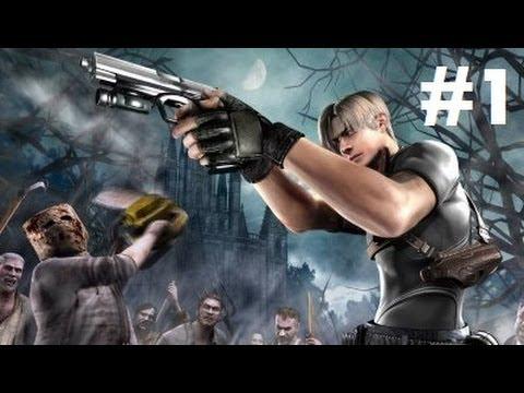 Resident Evil 4 - Remake Walkthrough | Part 1 w/ Commentary