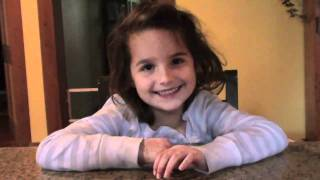 5 year old sings 50 states in alphabetical order