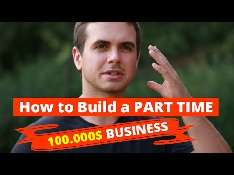How to build a $100,000 consulting business (part-time)