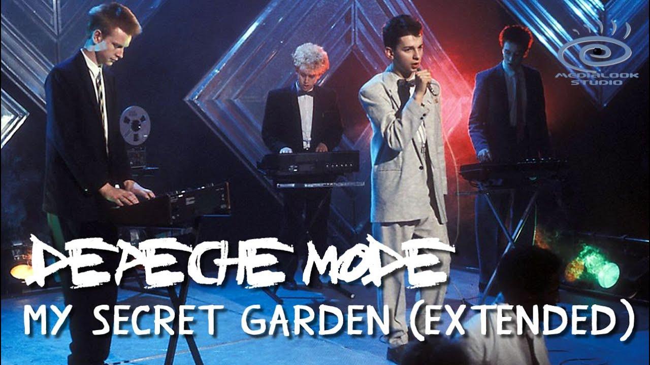 försäljning med lågt pris handla fantastiskt pris Depeche Mode - My Secret Garden | Remix 2020. Surround + Subtitles ...