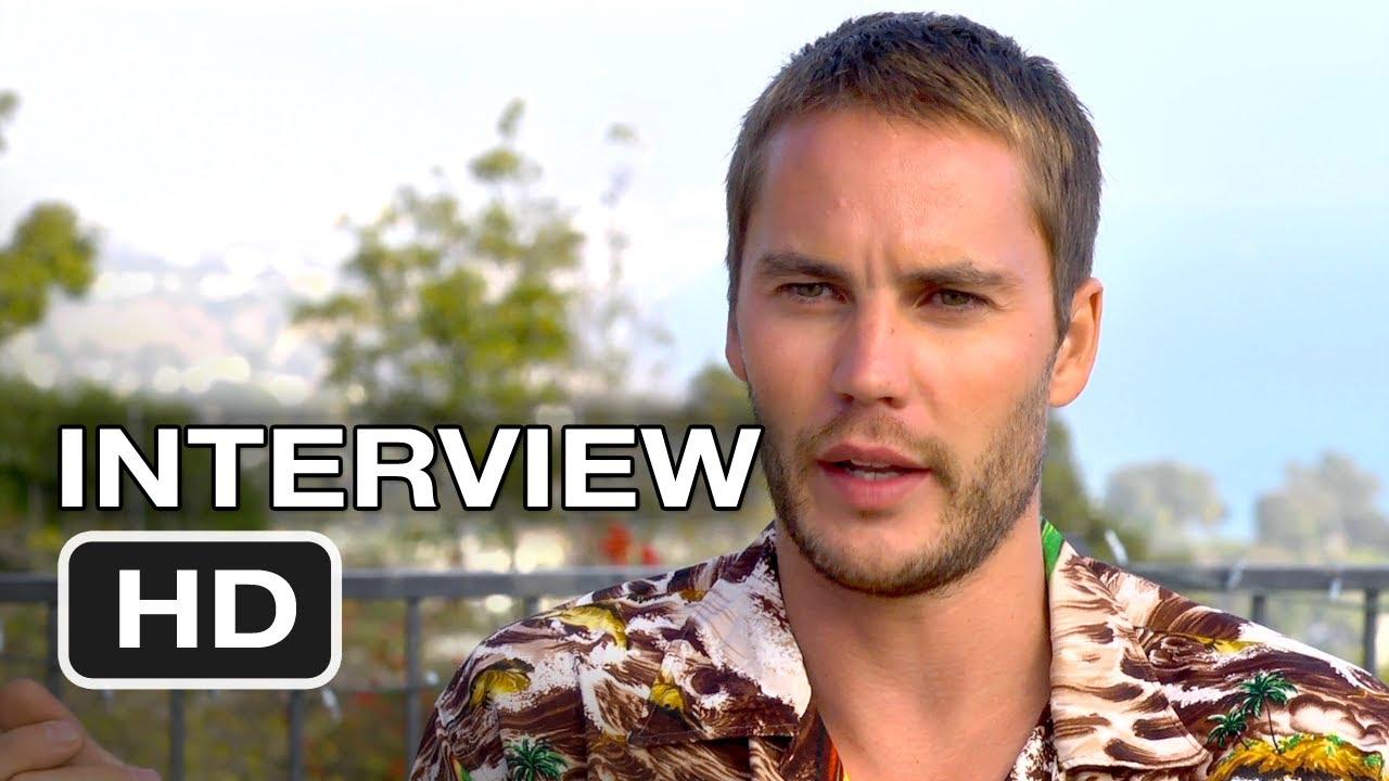 Savages Interview - Taylor Kitsch - Oliver Stone Movie ...