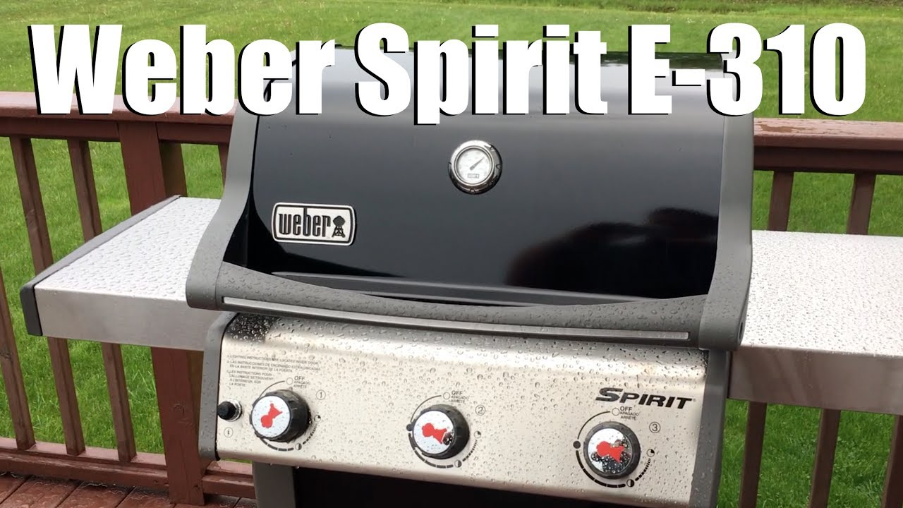 weber spirit e 310 grill by green moiuntain diy guy youtube. Black Bedroom Furniture Sets. Home Design Ideas