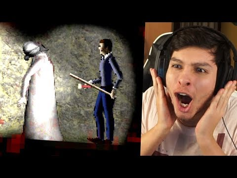 HE MATADO A GRANNY EN 2D !! INCREÍBLE FINAL - Slendrina (Horror Game)