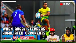 Americans React to When Rugby Steppers Humiliated Opponents | DLS Edition
