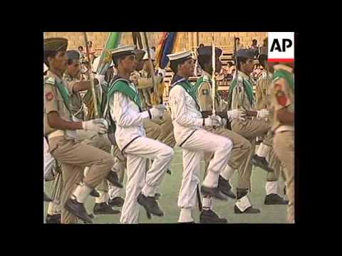 Libya - Gaddafi's 25th Anniversary
