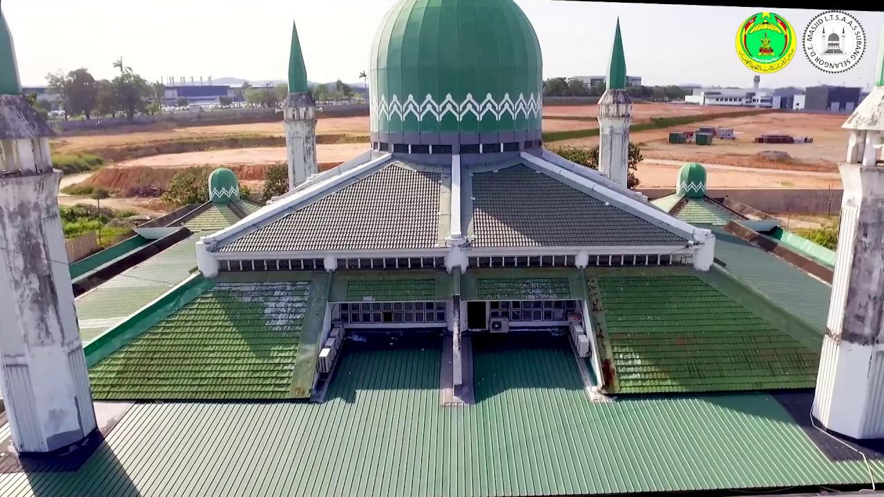 Video Korperat Masjid Hijau Lapangan Terbang Subang Youtube