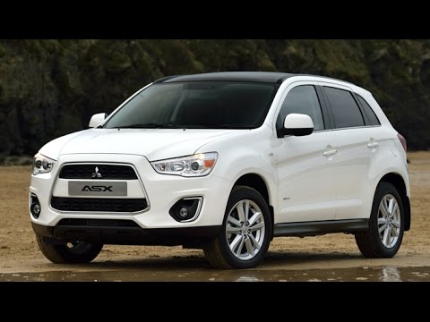 test drive mitsubishi asx awd youtube. Black Bedroom Furniture Sets. Home Design Ideas