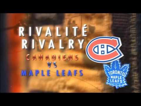 Rivalry Canadiens vs Maple Leafs