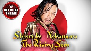 Shinsuke Nakamura - The Rising Sun (Official Theme) mp3