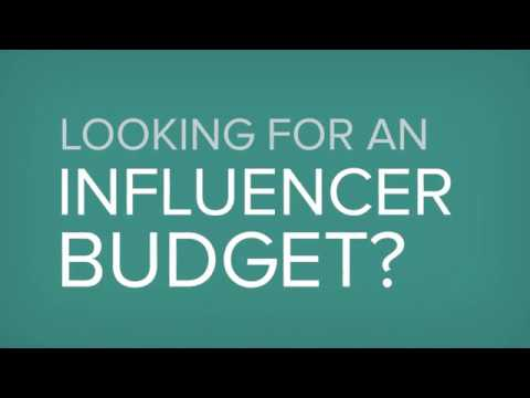 influencer-marketing-campaign-budget-template