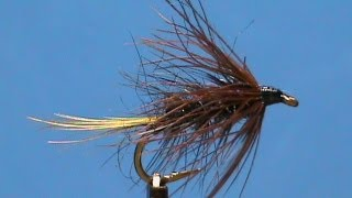 Fly Tying a Kate McLaren with Jim Misiura