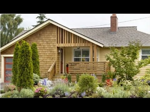Curb appeal tips ranch house makeover youtube - What is a ranch house ...