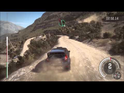DiRT Rally - Greece Gameplay (PC HD) [1080p]