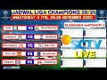 Jadwal Liga champion malam ini   Dynamo kyiv vs Barcelona   Klasemen Liga champions 2020   Live SCTV
