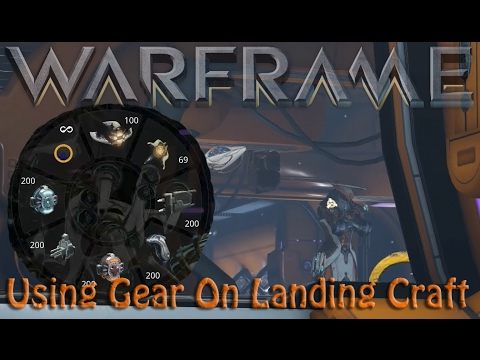 How Do You Use The Landing Craft In Warframe