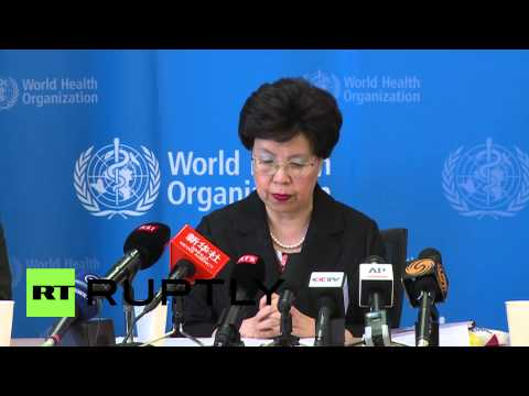 Switzerland: Ebola declared global health emergency by WHO
