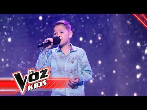 Julián Camilo canta 'Un Año'| La Voz Kids Colombia 2021