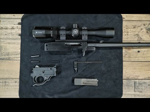 Ruger 10/22 disassembly and reassembly