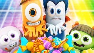 Halloween | Spookiz: Halloween Special Compilation | Halloween Cartoons 스푸키즈 Videos For Kids