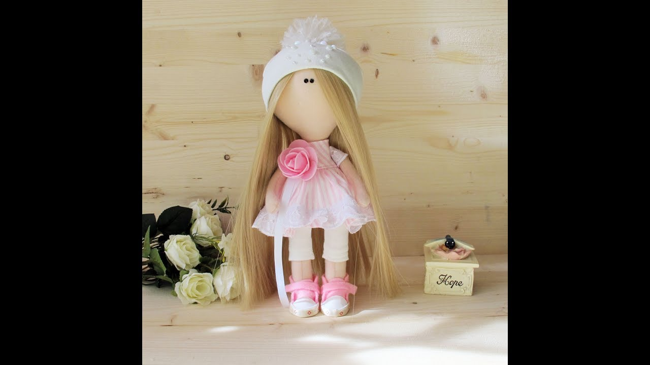 Мастер класс шьем куклу своими руками фото 890