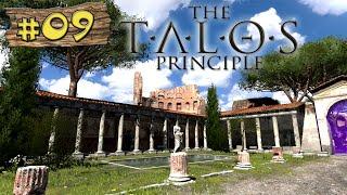 Um die Ecke gedacht...oder? - The Talos Principle #09 [LET