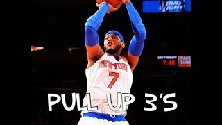 NBA Pull Up 3 Pointers
