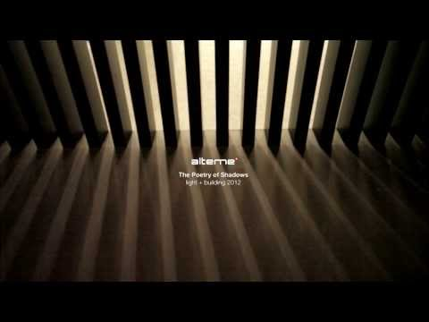 22quadrat / alteme / the poetry of shadows / exhibition design