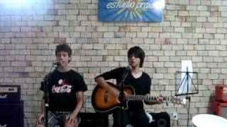 The Beatles, Mcfly- Help cover (Festival Intensidade)