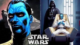 Why Thrawn Respected Vader More Than Anyone Else in the Empire (Canon)