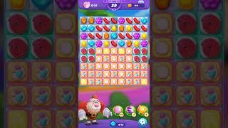 Candy Crush Friends Saga Level 743 NO BOOSTERS