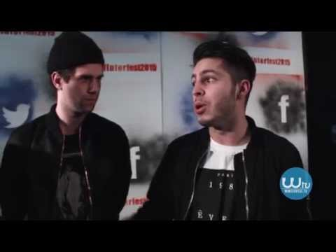 Capital Kings Interview at Winterfest 2015