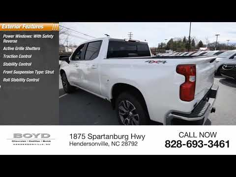 2019 Chevrolet Silverado 1500 Hendersonville NC A9342