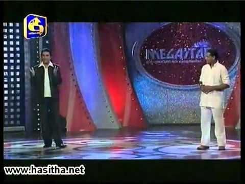 Dayasiri Jayasekara   Pembara Madu Mage At Swarnavahini   Mega Star Talent Show   YouTube