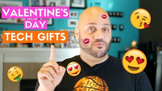 Best Tech Valentines Gifts for Him! 😍 6 Valentine's Day Gifts for Men