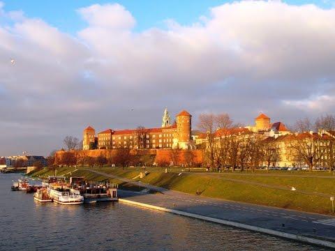 Wawel Castle in Kraków - the most beautiful city in Poland