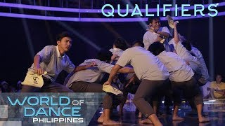 World Of Dance Philippines: The Exporters - The Qualifiers | Team Division